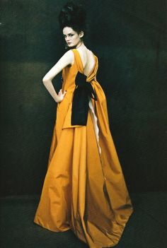 So Splendid and Magic | Lisa Cant by Paolo Roversi christian LAcroixh