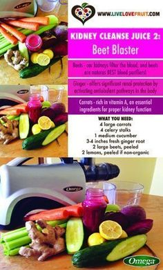 Cleanse Your Kidneys with this BEET BLASTER recipe from LiveLoveFruit.com! #TurmericDosage #WhatIsTheBestNaturalColonCleanse #HealthBenefitsOfTurmeric #TurmericWater Turmeric Curcumin Benefits, Turmeric Pills, Turmeric Vitamins, Turmeric Spice, Turmeric Water, Fresh Turmeric, Natural Colon Cleanse Detox, Easy Detox Cleanse, Kidney Detox Cleanse