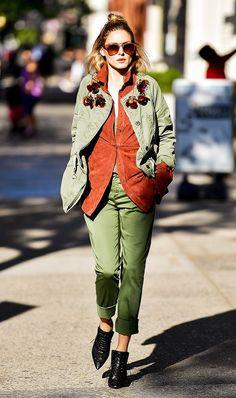 9 Things Olivia Palermo Never, Ever Wears via @WhoWhatWearUK