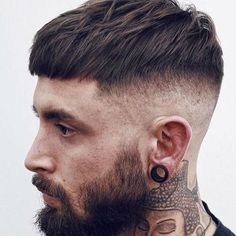 Trendiest Mens Hairstyles Short For 2019 - Easy Hairstyles Stylish Short Haircuts, Trendy Mens Hairstyles, Best Short Haircuts, Haircuts With Bangs, Hairstyles Haircuts, Haircuts For Men, Straight Hairstyles, Cool Hairstyles, Elegant Hairstyles