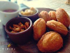 #trancoso #quadrado #ocacau #restauranteocacau #miniacarajédadora #acaraje #bahia #delicias