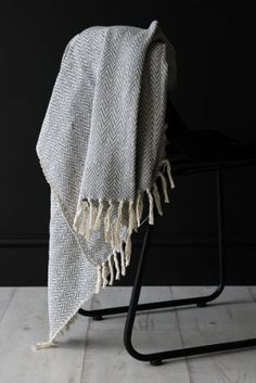 With the nights getting ever cooler now is the perfect time for this 100 Soft Cotton Chevron Throw Cuddle up on the sofa wrap up while reading a Dove Grey, Grey And White, Gray, Rockett St George, Off White Walls, Jungle Room, Woman Cave, Modern Retro, Kitchen Art