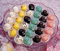 Critter Petits Fours
