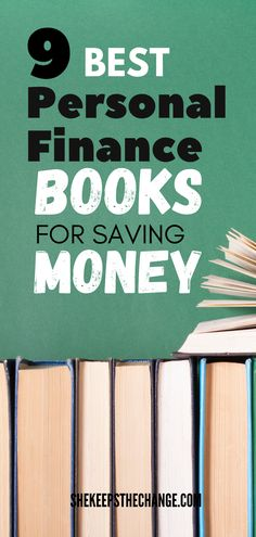 When I have to find new strategies for a goal I want to accomplish, I prefer to read about it. I've read almost every book I've written in this article. If you want to finally crush those SAVINGS GOALS for 2021, definitely add these books to your reading list. Finance Books, Personal Finance, Saving Money, Save My Money, Finance, Money Savers, Frugal