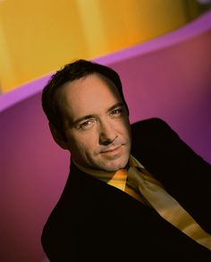 Kevin Spacey • A very vibrant Kevin Spacey!