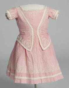 Ca. 1890 DigitaltMuseum - Kjole