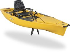 Hobie Mirage Pro Angler 14 so awesome!