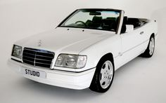 Mercedes Convertible W124C