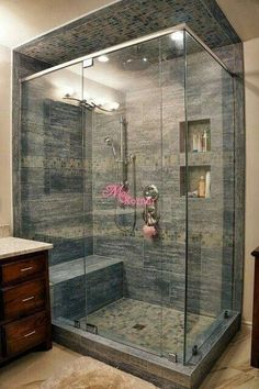 Beautiful bathroom decor a few ideas. Modern Farmhouse, Rustic Modern, Classic, light and airy bathroom design suggestions. Bathroom makeover a few ideas and bathroom renovation suggestions. Bathroom Layout, Bathroom Interior Design, Bathroom Ideas, Shower Ideas, Budget Bathroom, Shower Bathroom, Bath Tub, Bathroom Mirrors, Bath Room