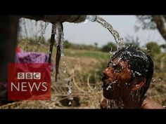 How long will deadly India heatwave continue? BBC News New Politics, Popular Videos, Bbc News, Christmas Bulbs, India, Watch, Goa India, Clock, Christmas Light Bulbs