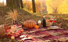 Осенняя свадьба: от идеи до воплощения