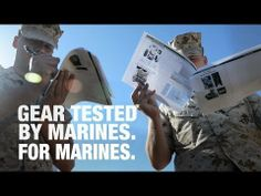 Check out the newest possible gear to get Marines further with less.