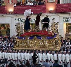 ,Málaga en semana santa