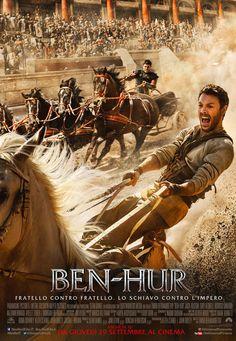 Sceicco Ilderim: Ricorda. Primo a finire...  Giuda Ben-Hur: Ultimo a morire.