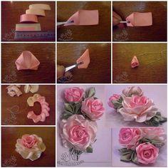 Make a rose
