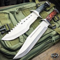 S-TEC Tactical Full Tang Combat Military Fixed Blade Hunting Knife w/ Sheath Cool Knives, Knives And Swords, Tactical Knives, Tactical Gear, Tactical Survival, Survival Knife, Survival Gear, Survival Prepping, Survival Skills