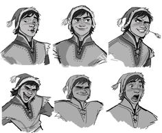 Mais Character Designs do filme Frozen por Jin Kim Walt Disney, Disney Art, Character Sketches, Character Design References, Character Concept, Disney Sketches, Disney Drawings, Disney Style Drawing, Drawing Style