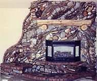 I love how freeform this is. http://www.top-stone-fireplace-designs.com