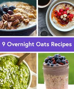 9 Easy Overnight Oats Recipes - Life by DailyBurn