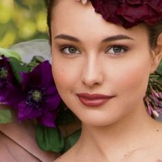 LIVE IN FULL BLOOM - Jane Iredale  *The model shown here is wearing BB3 Glow Time Full Coverage Mineral BB Cream.  https://www.facebook.com/RenovationSpa