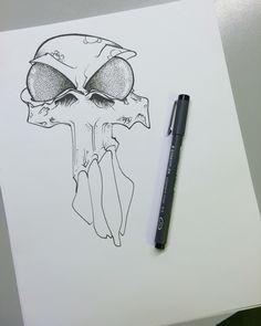 #wip Skull 10 soon to be up on my @society6 site. #society6 #society6art #skull #pen #penart #penandink #drawing #drawingoftheday #worldofartists #workinprogress #tshirt #fun #death #design #illustration #andreasenarts #art #artwork #artoftheday #artist #arts #instaart