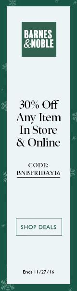 33 best holiday gift guide 2016 images on pinterest christmas explore barnes nobles black friday deals and take off any one item with code fandeluxe Image collections