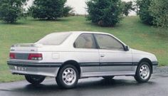 Peugeot 405 coupe