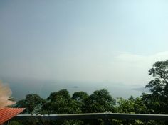 View from the big buddha