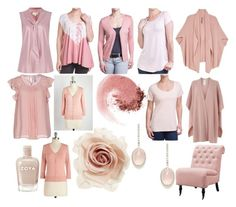 """""""Romantic"""" by doubleletterlady ❤ liked on Polyvore featuring Cara, Tahari by Arthur S. Levine, NARS Cosmetics, Made for Loving, Favero, Zoya, Melissa McCarthy Seven7, L.K.Bennett, Home Decorators Collection and plus size clothing"""