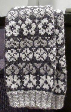 Fair Isle Knitting, Knitting Socks, Mittens, Needlework, Blanket, Crochet, Handmade, Crafts, Shawls