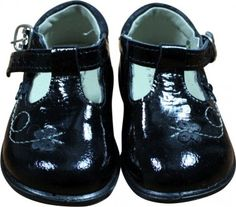 Pepino by Ricosta Patent Leather Infant Shoe Size 18 months