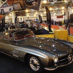 Foose customized '57 Mercedes 300SL