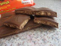 Nestle Toffee Crisp Sharing Block