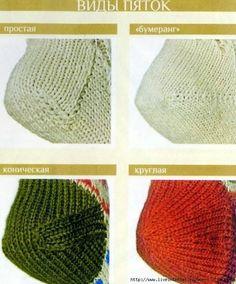 Ideas For Crochet Slippers Boots Leg Warmers - Knitting Crochet Socks Tutorial, Knitted Socks Free Pattern, Crochet Mittens, Crochet Hats, Knitted Hats, Crochet Slipper Boots, Knitted Slippers, Slipper Socks, Knitting Stitches