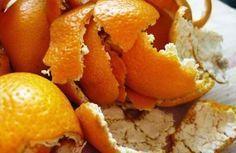 Depois de saber disto, você nunca mais vai jogar a casca de laranja fora!
