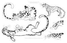 Art Portfolio of Elsa Chang: Talent Development: The Jungle Book