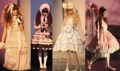 pictures of runway fashion | FASHION FESTA NYC: GOTHIC LOLITA RUNWAY SHOW, HARAJUKU JPOP CLOTHING ...