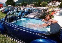 Car Hot Tub!
