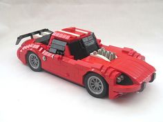 Lego Marcos 1600 GT TLCB Contest Entry   by Harry3099