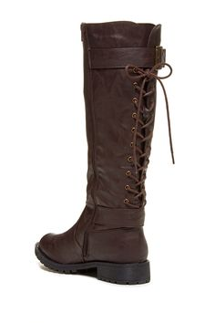 Bucco | Back Lace-Up Boot | Nordstrom Rack