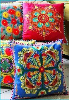 Turkish Style Pillows