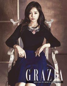 Nam Gyu Ri - Grazia Magazine