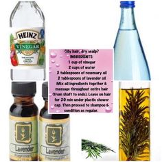 Oily Hair? Dry Scalp? Try This Quick, Easy Hair Recipe And You'll See Instant Results!