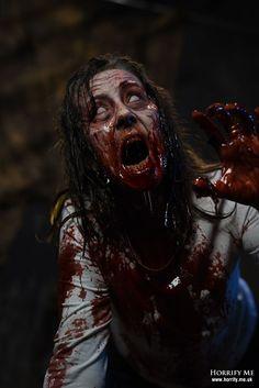 Horrify Me Image Zombie Living Dead Horror Movie Characters, Horror Movies, Zombie Live, Zombie Vampire, Buy Images, Horror Makeup, Photographic Prints, Order Prints, Photo Art