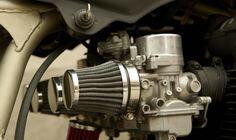Honda CB750 'Brownie' by Cafe Racer Dreams Parts