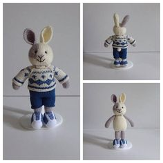 Order for Augustine: Boy Bunny
