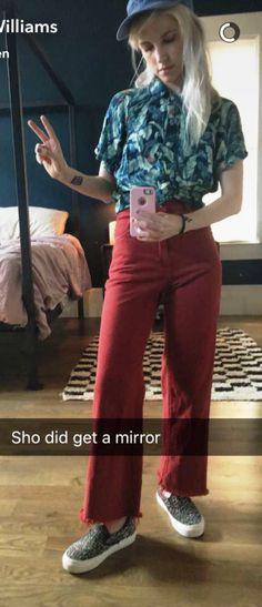 Hayley Williams Clothing