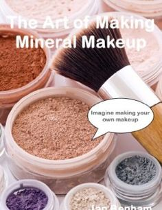 Learn to make your own mineral makeup!