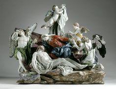 The Pietà | Doccia  LACMA Collections