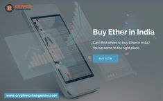 Buy Ethereum In India, Exchange ETH at the best rates with www.cryptoexchangenow.com #ethereum #ethereumprice #ethereum